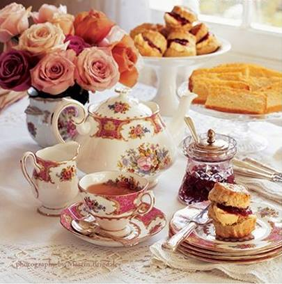 Victorian Tea Party September 30th Brimfield Public Library