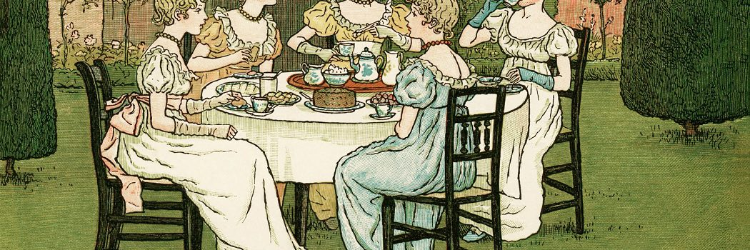 Victorian Tea Party – September 30th