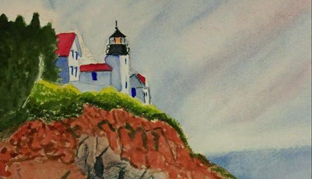 Earl Rhoades: Art