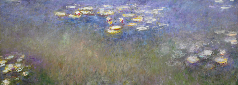 Monet's Magic: Pastel Paint Monet's Wondrous Water Lilies