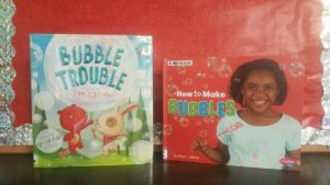 Books about bubbles