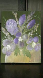 Christine Corrow painting