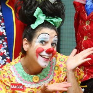 Maggie the Clown
