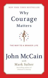"Cover of ""Why Courage Matters"""