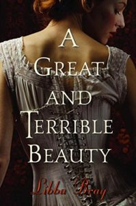 "Cover of ""A Great and Terrible Beauty"""