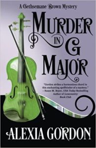 "Cover of ""Murder In G Major"""